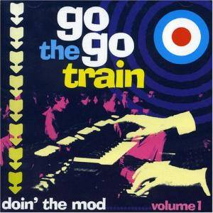 Cover - Buddy Britten And The Regents: Go Go Train - Doin' The Mod Volume 1, The