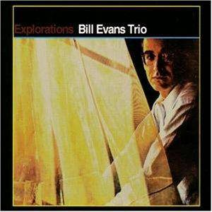 Cover - Bill Evans Trio, The: Explorations