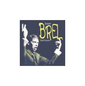 Jacques Brel: Grand Jacques - Cover