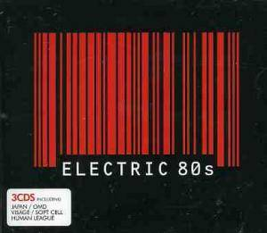 Cover - Marilyn: Electric 80s
