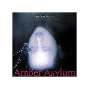 Cover - Amber Asylum: Songs Of Sex And Death