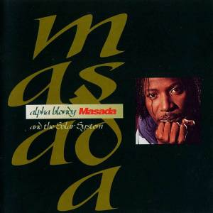 Cover - Alpha Blondy: Masada