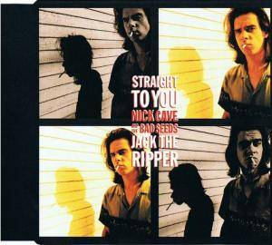 Nick Cave And The Bad Seeds: Straight To You / Jack The Ripper - Cover