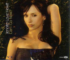 Jennifer Love Hewitt: Can I Go Now? - Cover