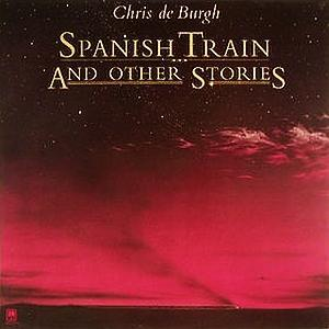 Chris de Burgh: Spanish Train And Other Stories - Cover