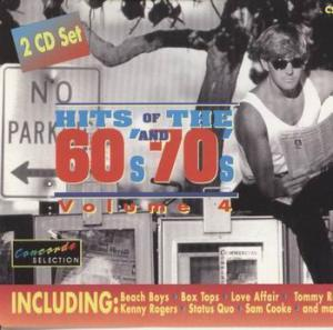 Hits Of The 60's And 70's Volume 4 - Cover