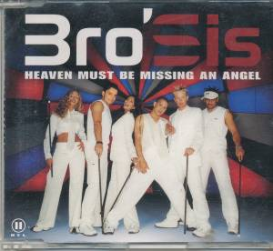 Cover - Bro'Sis: Heaven Must Be Missing An Angel