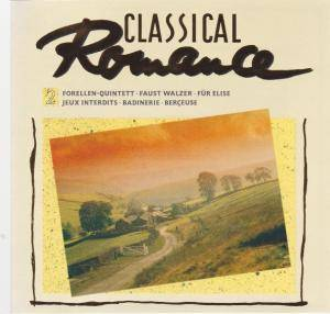 Cover - Ricci Ferra: Classical Romance CD 2