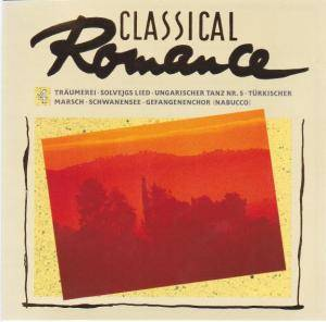 Cover - Ricci Ferra: Classical Romance CD 4
