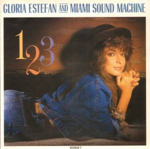 Cover - Gloria Estefan & Miami Sound Machine: 1-2-3