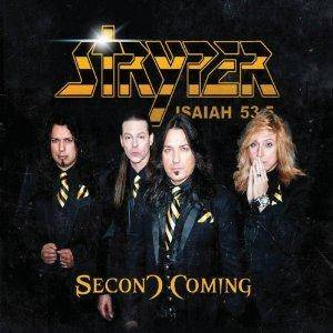Cover - Stryper: Second Coming