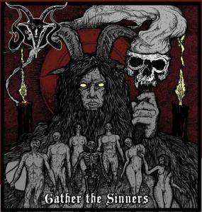Devil: Gather The Sinners - Cover