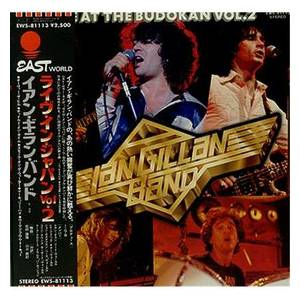 Cover - Ian Gillan Band: Live At The Budokan Vol.2
