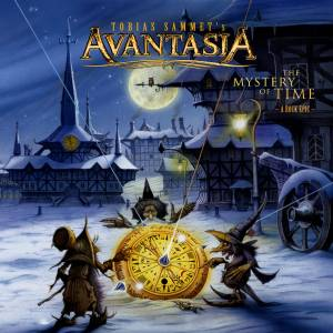 Cover - Tobias Sammet's Avantasia: Mystery Of Time, The