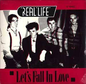 Cover - Real Life: Let's Fall In Love