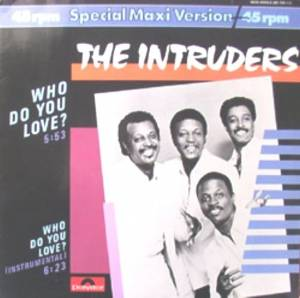 Cover - Intruders, The: Who Do You Love?