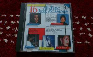 Cover - Cannonball Adderley: 16 All-Time Jazz Sessions 4