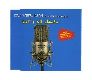 Cover - DJ Valium: Let's All Chant