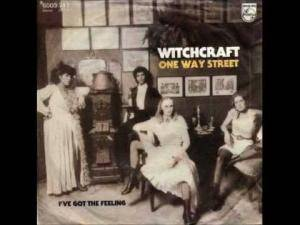 Cover - Witchcraft: One Way Street