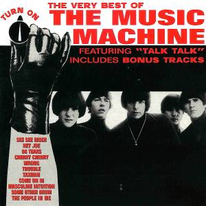 Cover - Music Machine, The: Very Best Of, The