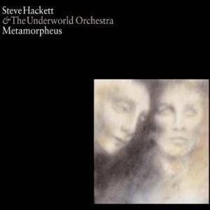 Steve Hackett & The Underworld Orchestra: Metamorpheus - Cover