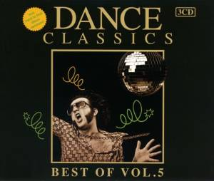 Dance Classics Best Of Vol. 5 - Cover
