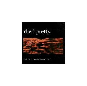 Cover - Died Pretty: Using My Gills As A Roadmap