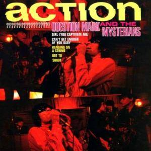 Cover - Question Mark & The Mysterians: Action