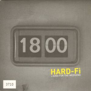Cover - Hard-Fi: Living For The Weekend