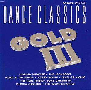 Dance Classic Gold 3 - Cover