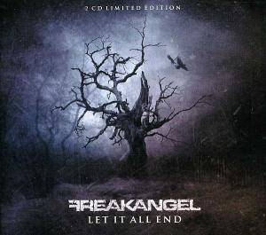 Cover - Freakangel: Let It All End