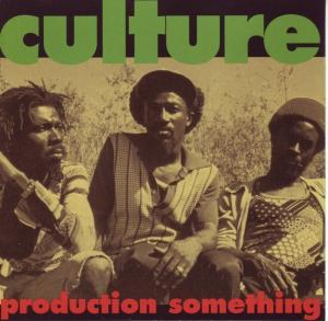 Culture: Production Something - Cover