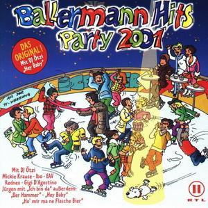 Ballermann Hits Party 2001 - Cover