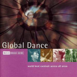 Cover - Idiot Savant: Rough Guide To Global Dance, The