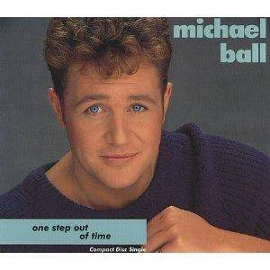 Cover - Michael Ball: One Step Out Of Time