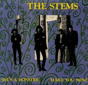 Cover - Stems, The: Make You Mine