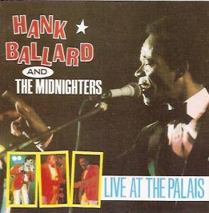 Cover - Midnighters, The: Live At The Palais