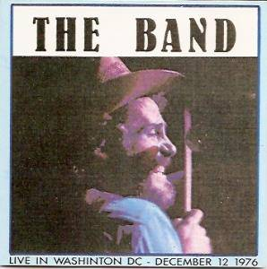 Cover - Band, The: Live In Washington
