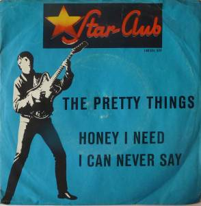 Cover - Pretty Things, The: Honey I Need