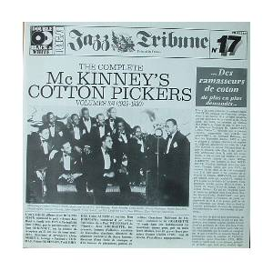 Cover - McKinney's Cotton Pickers: Complete McKinney's Cotton Pickers Vol. 3/4 (1929/1930), The