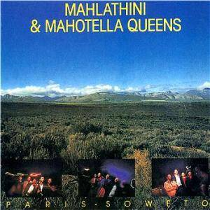 Cover - Mahlathini & The Mahotella Queens: Paris - Soweto
