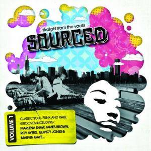 Sourced Vol. 1 - Straight From The Vaults - Cover
