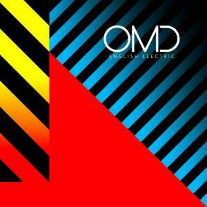Orchestral Manoeuvres In The Dark: English Electric - Cover