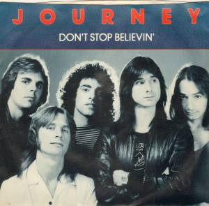 Journey: Don't Stop Believin' - Cover