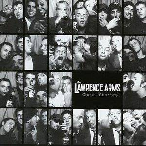 Cover - Lawrence Arms, The: Ghost Stories