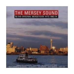 Cover - Steve Aldo: Mersey Sound - 30 Fab Original Merseyside Hits 1963-74, The