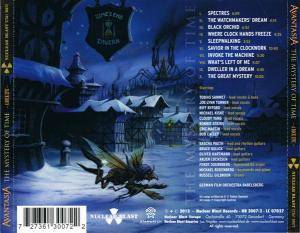 Tobias Sammet's Avantasia: The Mystery Of Time (CD) - Bild 3