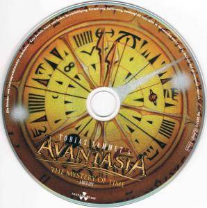 Tobias Sammet's Avantasia: The Mystery Of Time (CD) - Bild 5