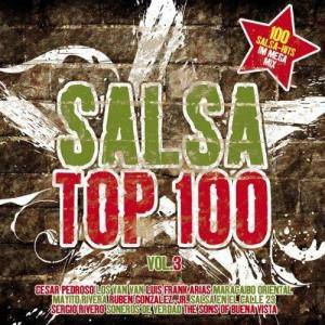 Cover - Luis Frank Arias: Salsa Top 100 Vol. 3