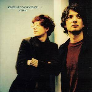 Cover - Kings Of Convenience: Misread